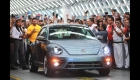 Las ventas de automóviles en México tocan mínimo histórico