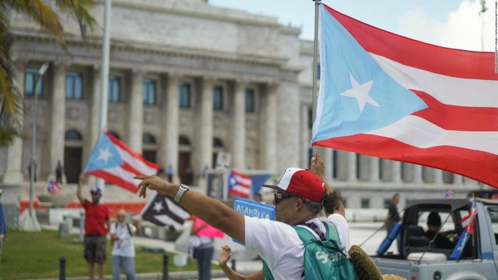 La mirada de Gutiérrez sobre la situación de Puerto Rico