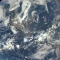 Así se ve México desde la Estación Espacial Internacional