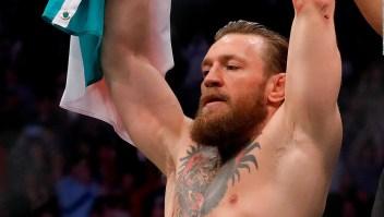 """McGregor a De La Hoya: """"acepto tu desafío"""""""