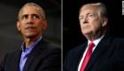 Trump ataca a Obama para defender a Flynn