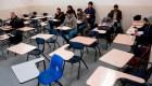 Profesores mexicanos intentan salvar el ciclo escolar