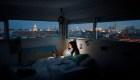 Hospitalizaciones descendieron en estados con más confinamiento