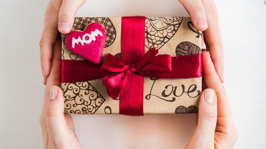 4 recomendaciones de regalos para mamá