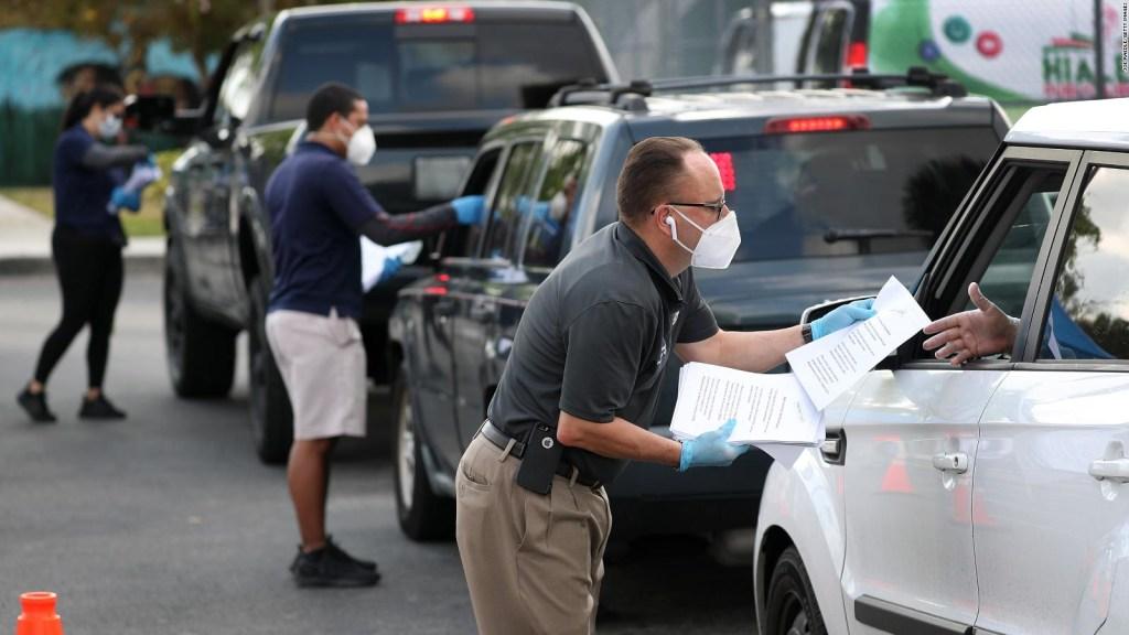 La pandemia de covid-19 devasta mercado laboral en EE.UU.