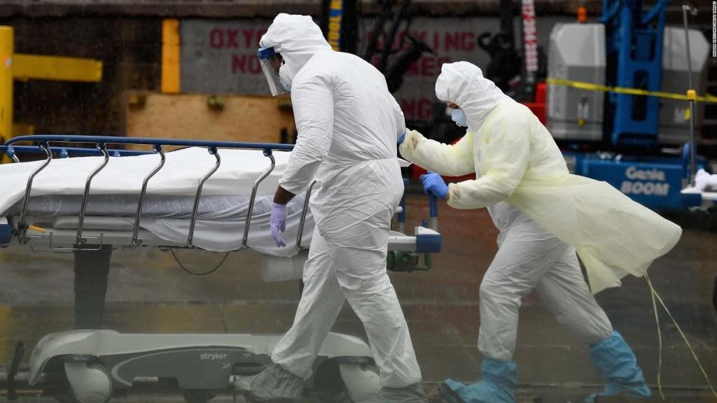 Más de 800 mexicanos han muerto por covid-19 en EE.UU