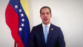 Guaidó: Ayuda humanitaria es la única alternativa