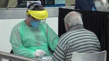 Así son los tests rápidos de coronavirus en Buenos Aires