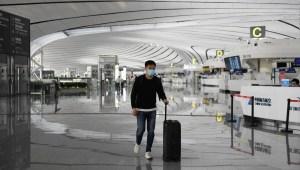 La arquitectura de los aeropuertos tras el coronavirus