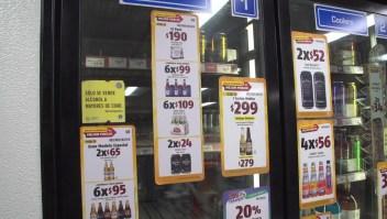 #ConLasChelasNo: protesta por escasez de cerveza en México