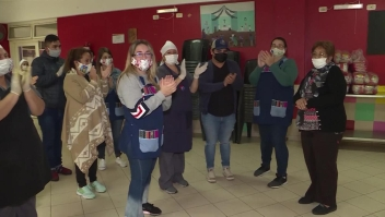 Así se vivió el Día del Trabajador en Argentina en pandemia