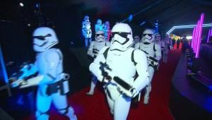 Star Wars: ¡Que la fuerza los acompañe!