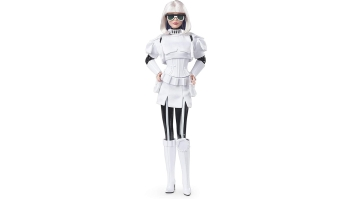 Barbie inspira su moda en Star Wars