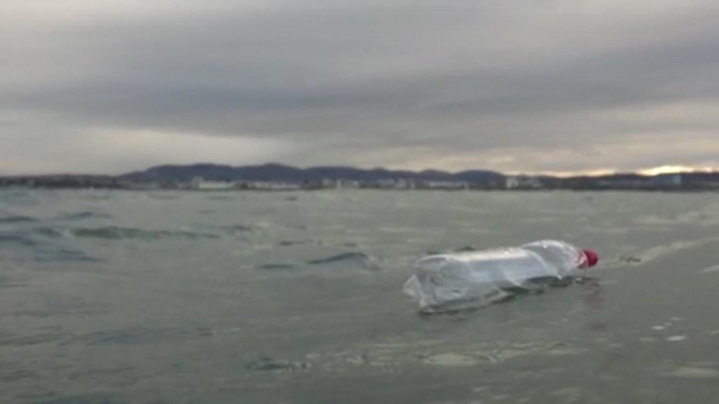 Crece la preocupación por desechos plásticos en océanos