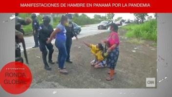 Protestan por hambre en Panamá y más noticias del covid-19