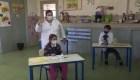 """La """"nueva normalidad"""" en las escuelas de Uruguay"""
