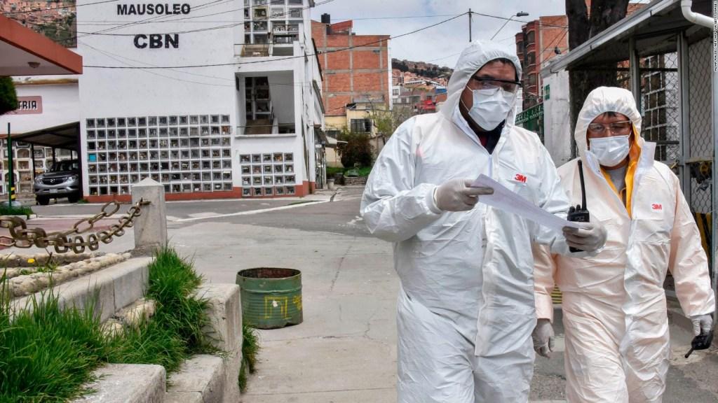 Bolivia prueba antiparasitario para tratar covid-19
