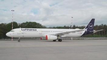 ¿Rescate económico a la vista para la aerolínea Lufthansa?