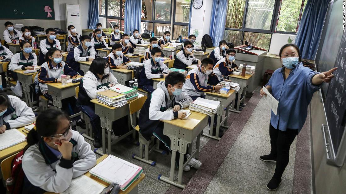 Covid-19: ¿deberían volver los niños a la escuela o es peligroso ...