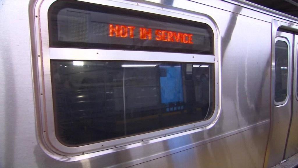 Metro de Nueva York cierra para desinfección profunda