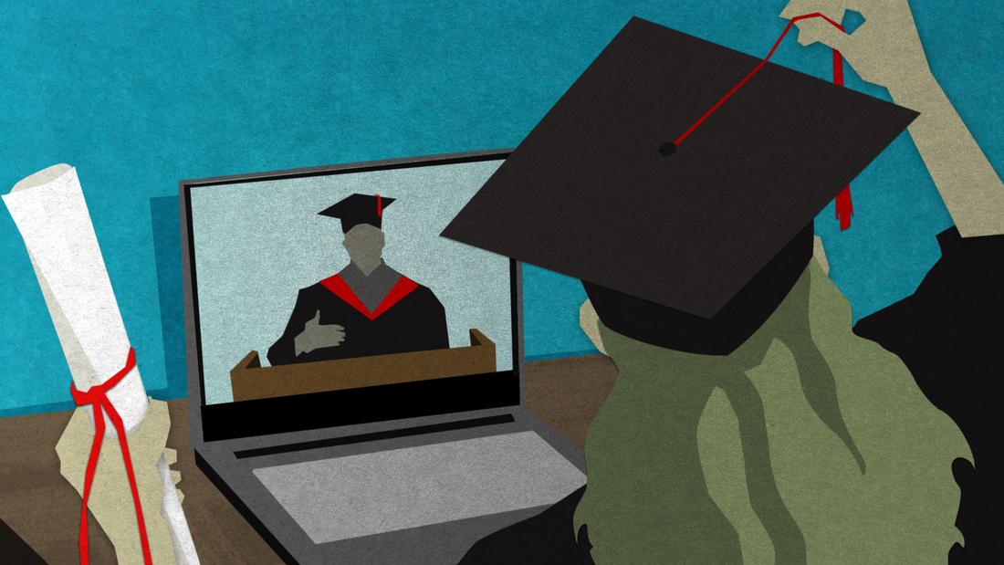 OPINIÓN] Coronavirus: La clase de 2020 se graduará en línea. No están  contentos con eso. | CNN
