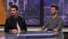 Gianluca Ginoble de Il Volo imita a Eros Ramazzotti