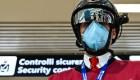 "Roma usa ""cascos inteligentes"" para detectar el covid-19"