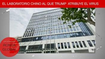 El laboratorio chino al que Trump atribuye el covid-19 y más