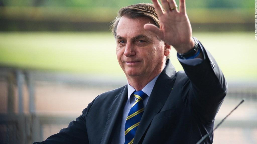 Las 3 crisis que frenarían la reelección de Bolsonaro