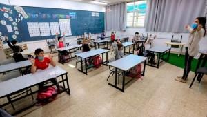 educación-coronavirus-distanciamiento social- Israel