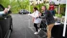 EE.UU.: Graduaciones escolares con distanciamiento social
