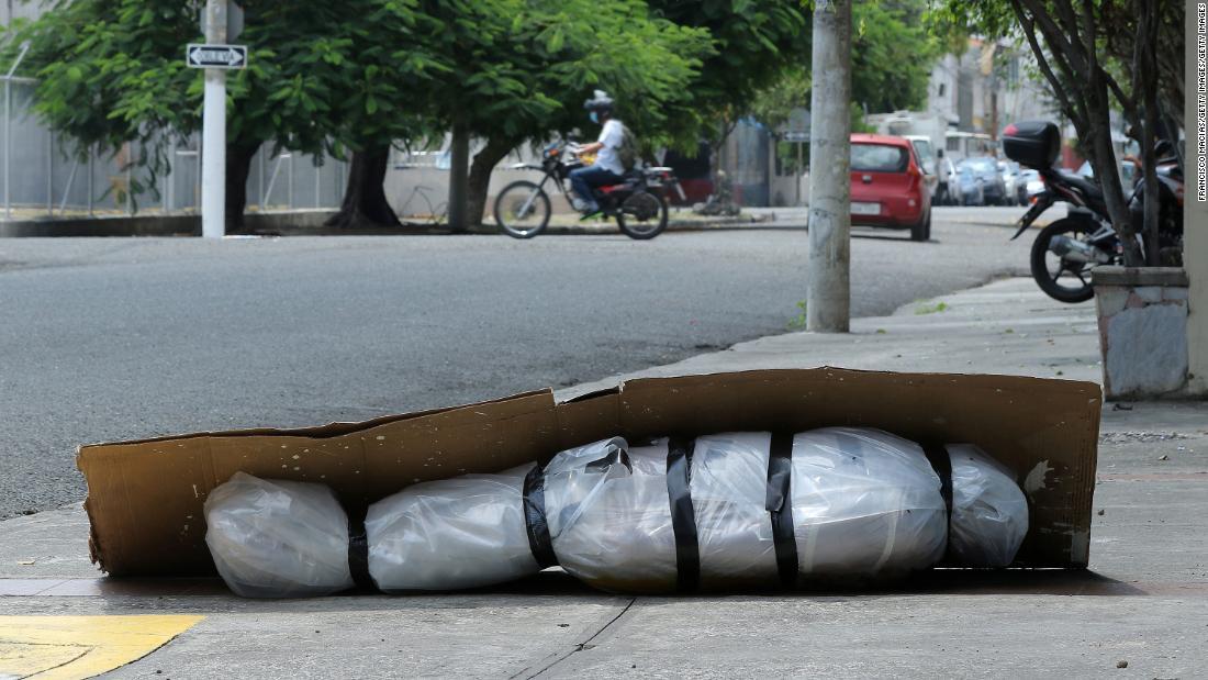 Dónde están los cuerpos? En Ecuador hay cadáveres perdidos – CNN