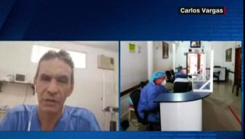 Médico en hospital del Amazonas cuenta su experiencia