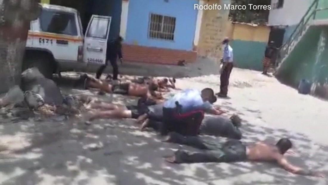 Habla familia de detenido en Venezuela