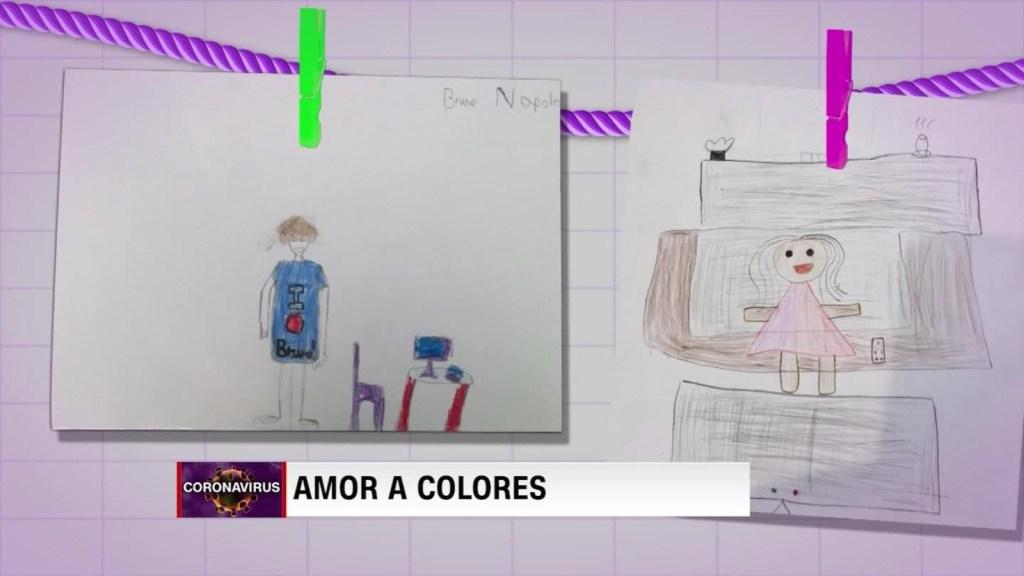 Un tributo a las madres a puro color