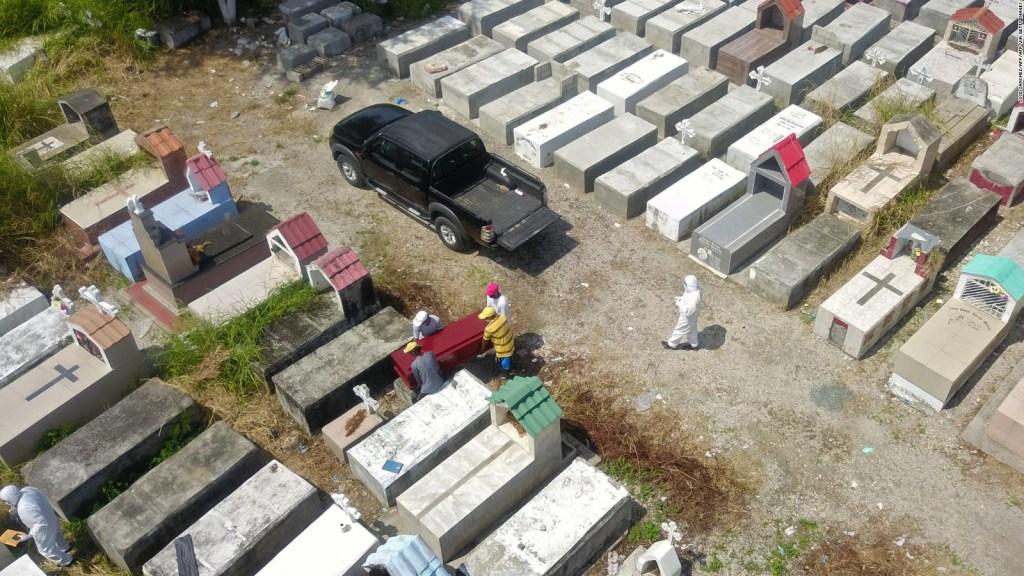 Alcaldesa de Guayaquil: 33% de habitantes se contagió de covid-19