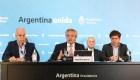 Argentina extiende el aislamiento social obligatorio