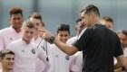 Diego Alonso y su Inter Miami, de regreso a la cancha