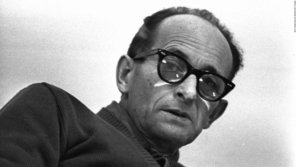 Un día como hoy, capturaron a Adolf Eichmann