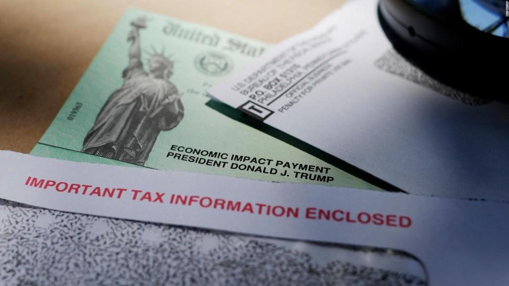 cheques de estímulo
