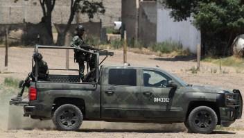 Alejandro Madrazo: La Guardia Nacional no existe, es el ejército