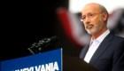 Gobernador de Pensilvania llamó cobardes a críticos del distanciamiento