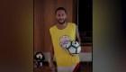 Neymar Jr. ofrece rutina de ejercicios para hacer en casa