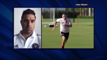 Así vuelve a entrenar el Inter Miami tras pausa por el coronavirus