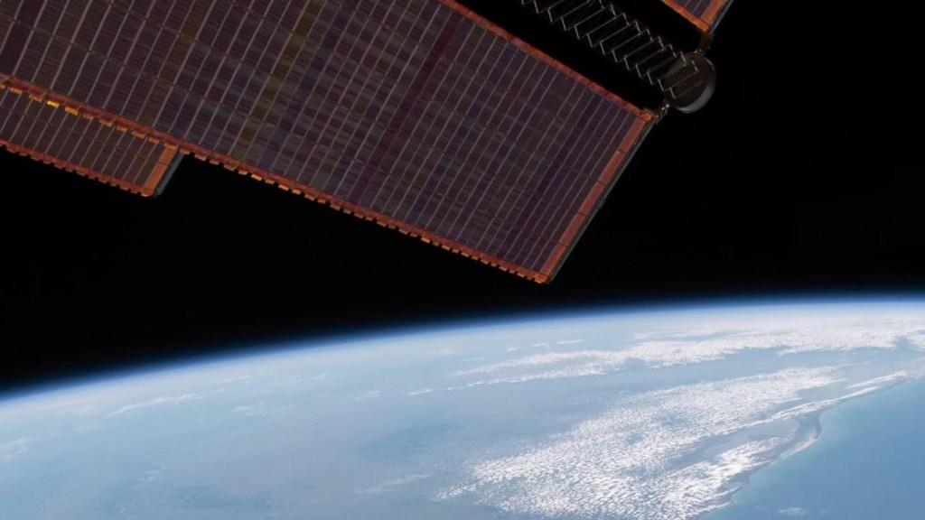 La NASA publicó impactantes imágenes de América del Sur