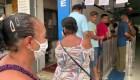 Brasil reporta nuevo récord de casos de covid-19 en 24 horas