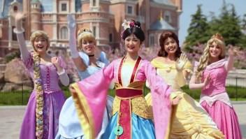 Reabre Shanghai Disneyland, mira cómo funciona