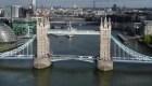 Aumenta el tránsito en emblemático monumento de Londres