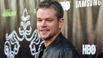 Hija de Matt Damon se recuperó de covid-19