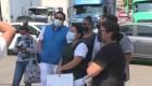 México: Protestan por calidad de material médico